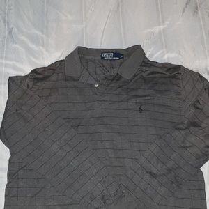 Men's long sleeve Pollo shirt